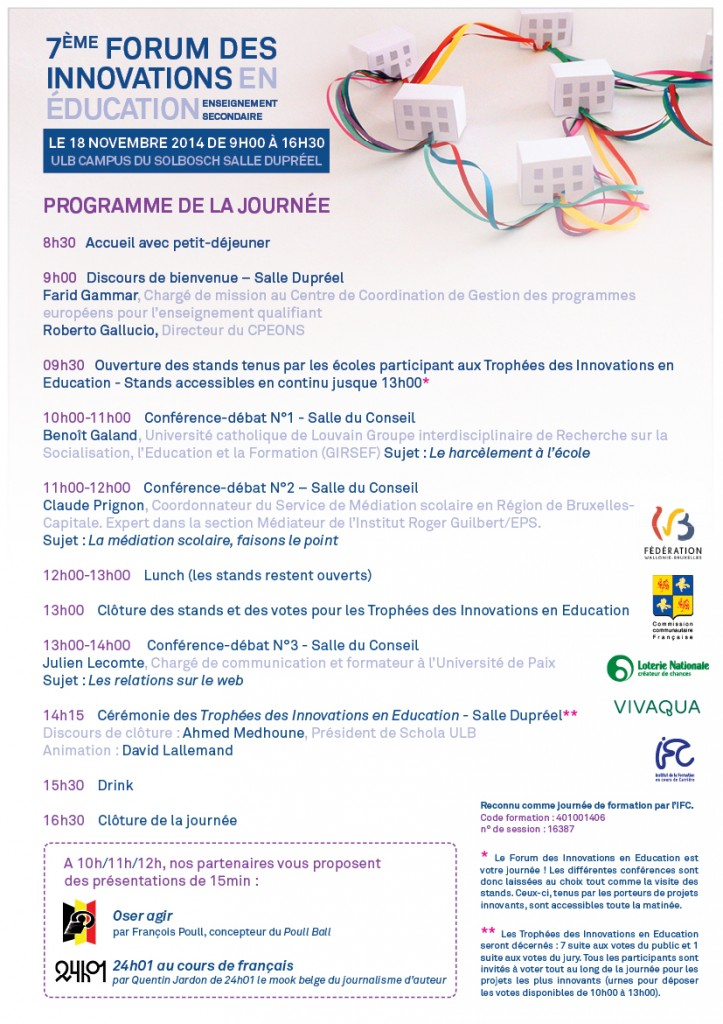 FIE2014_Programme